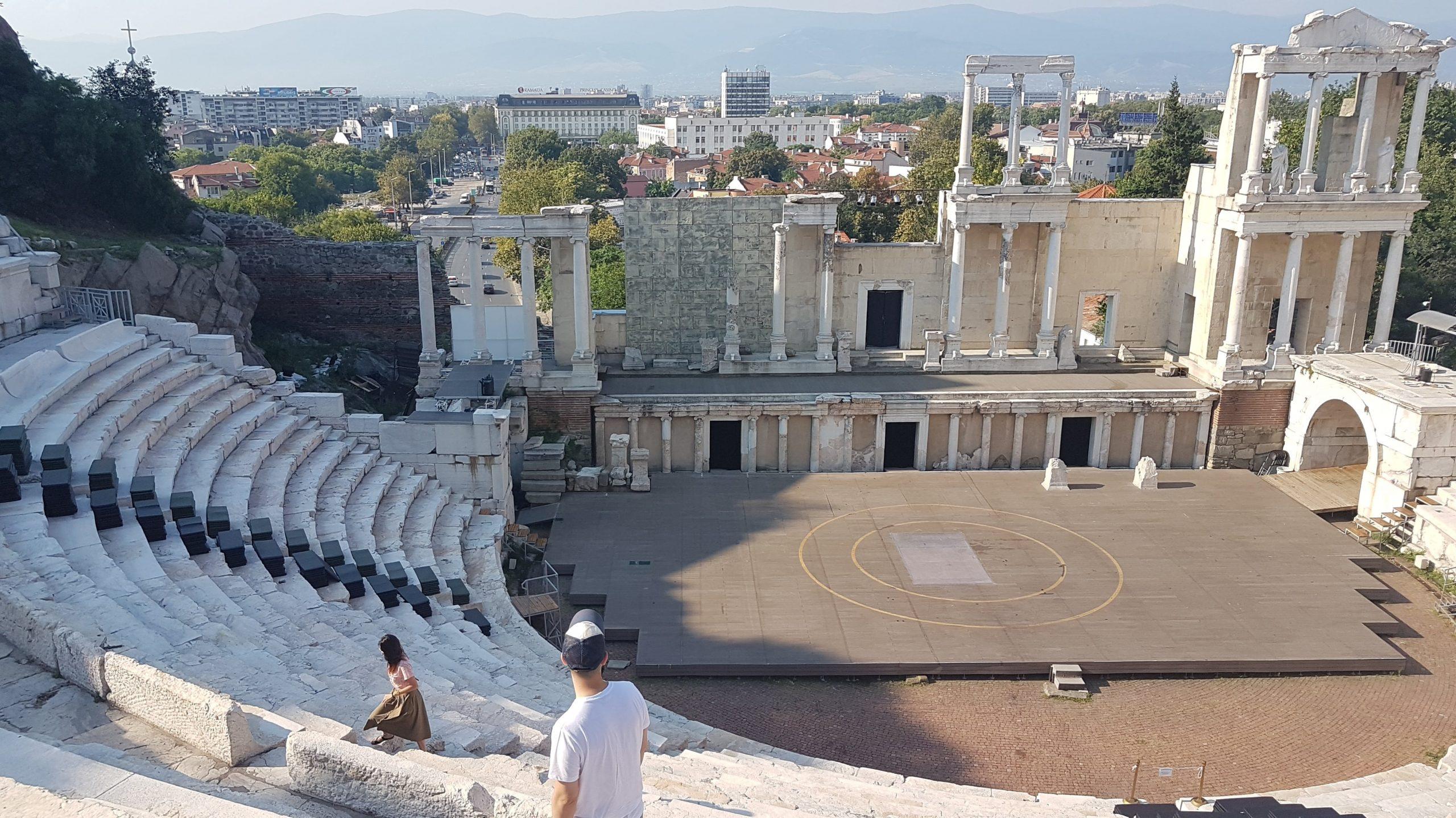 Anfiteatro de Plovdiv