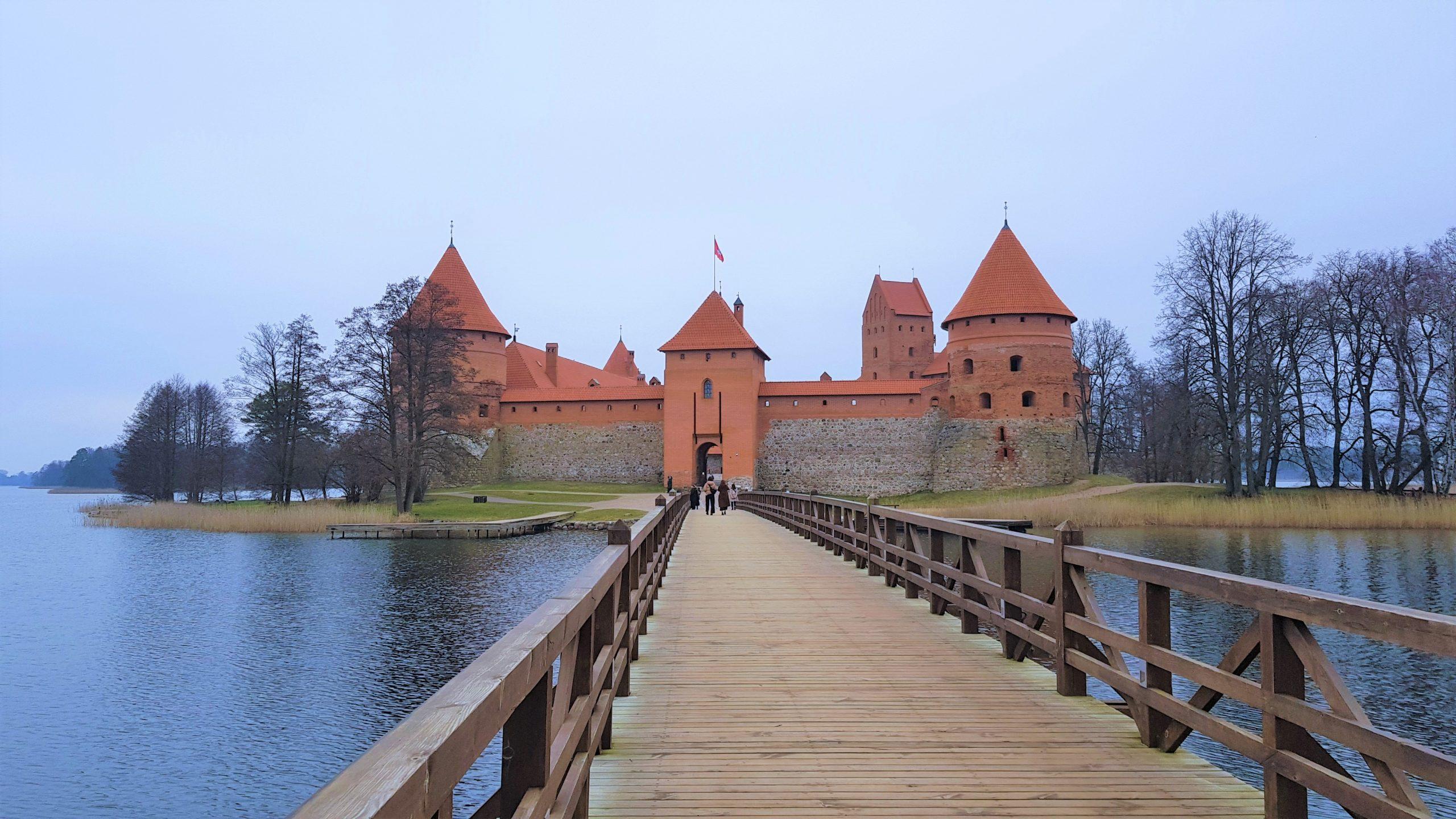 Escapada al castillo de Trakai