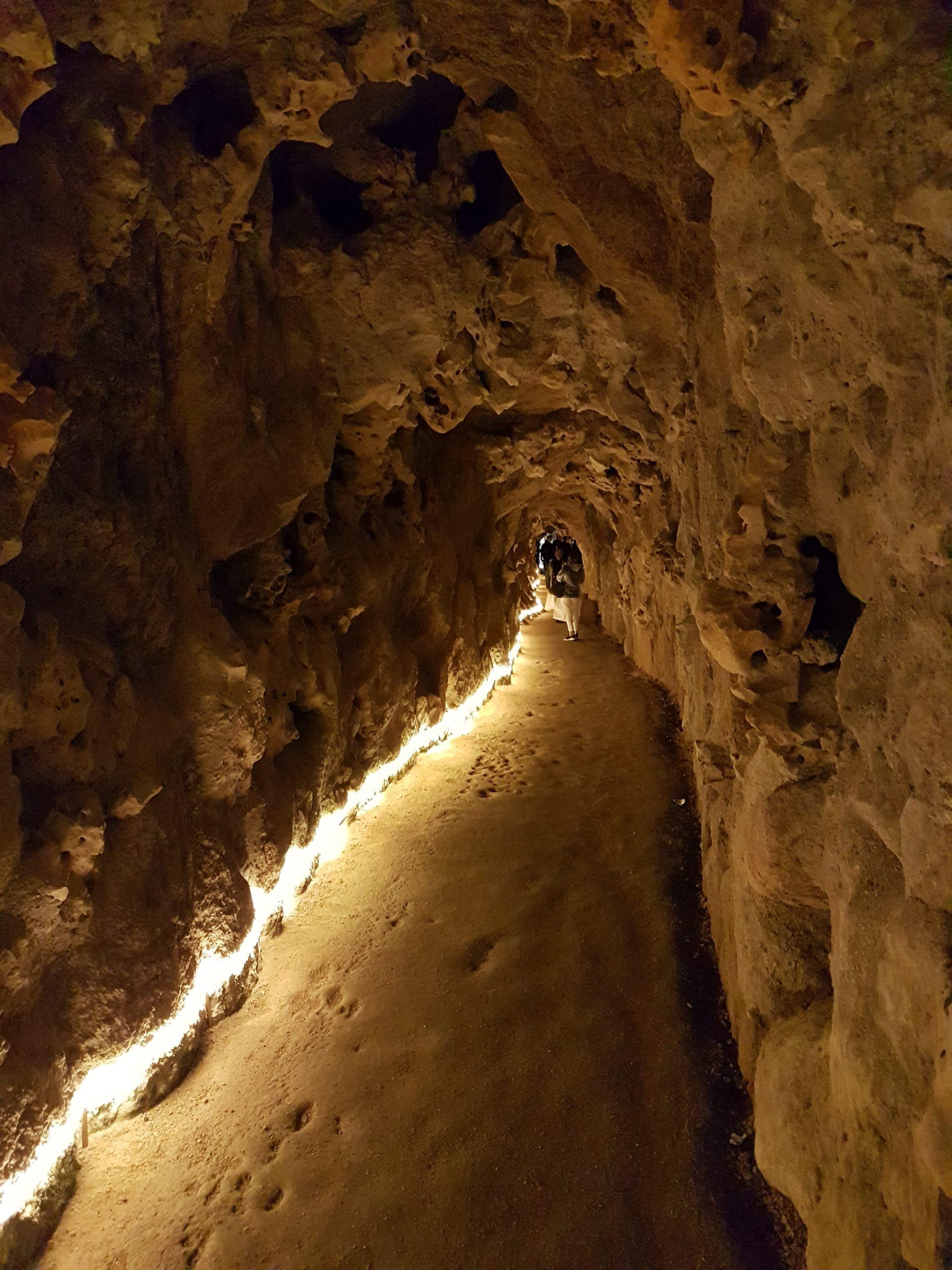 Túneles de Quinta da Regaleira