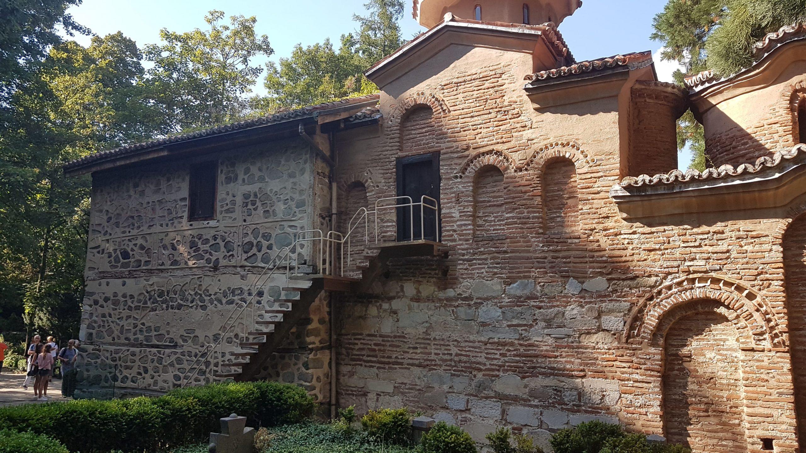 Exterior de la Iglesia Boyana