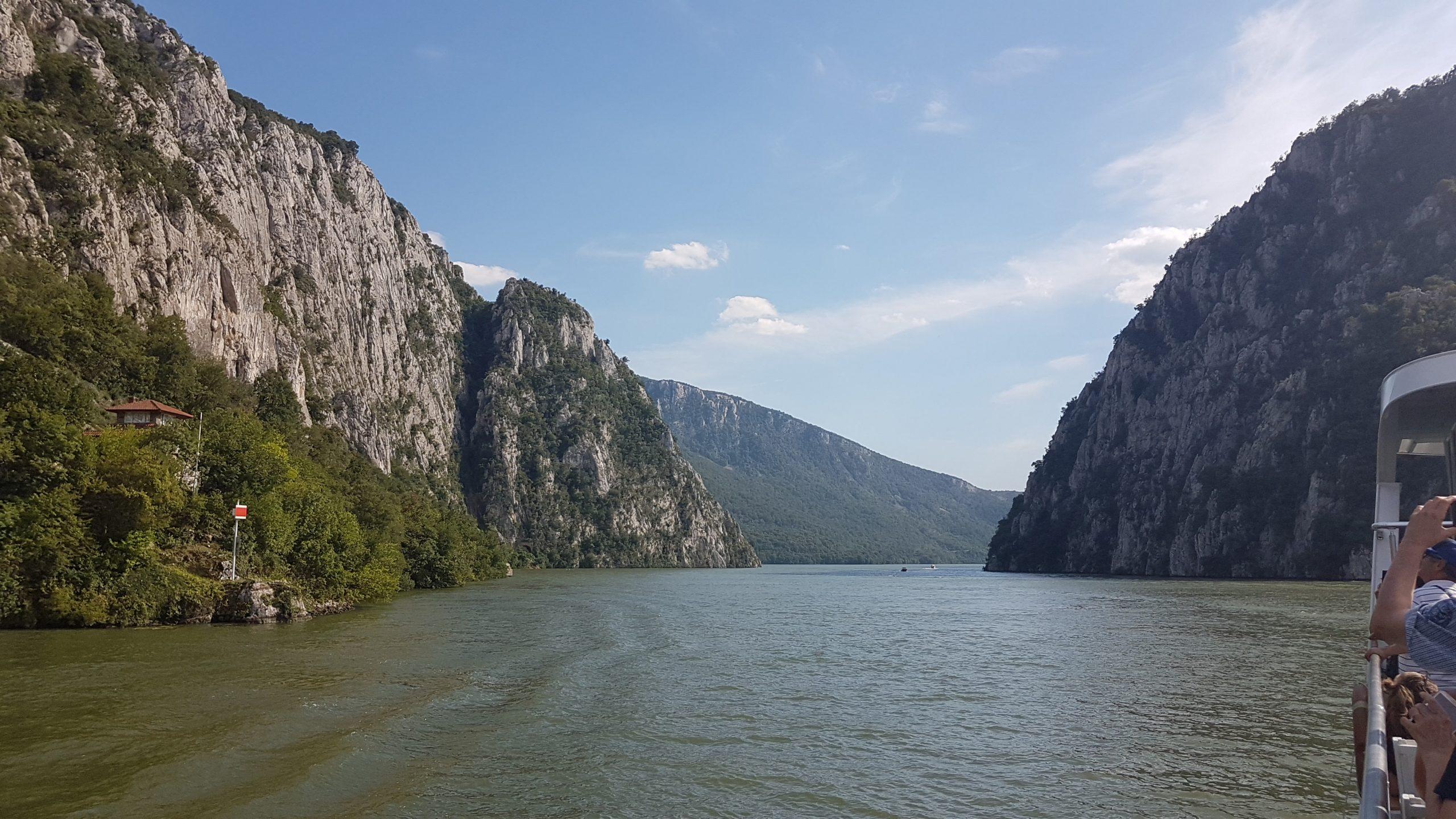 Separación de los Cárpatos de los Balcanes