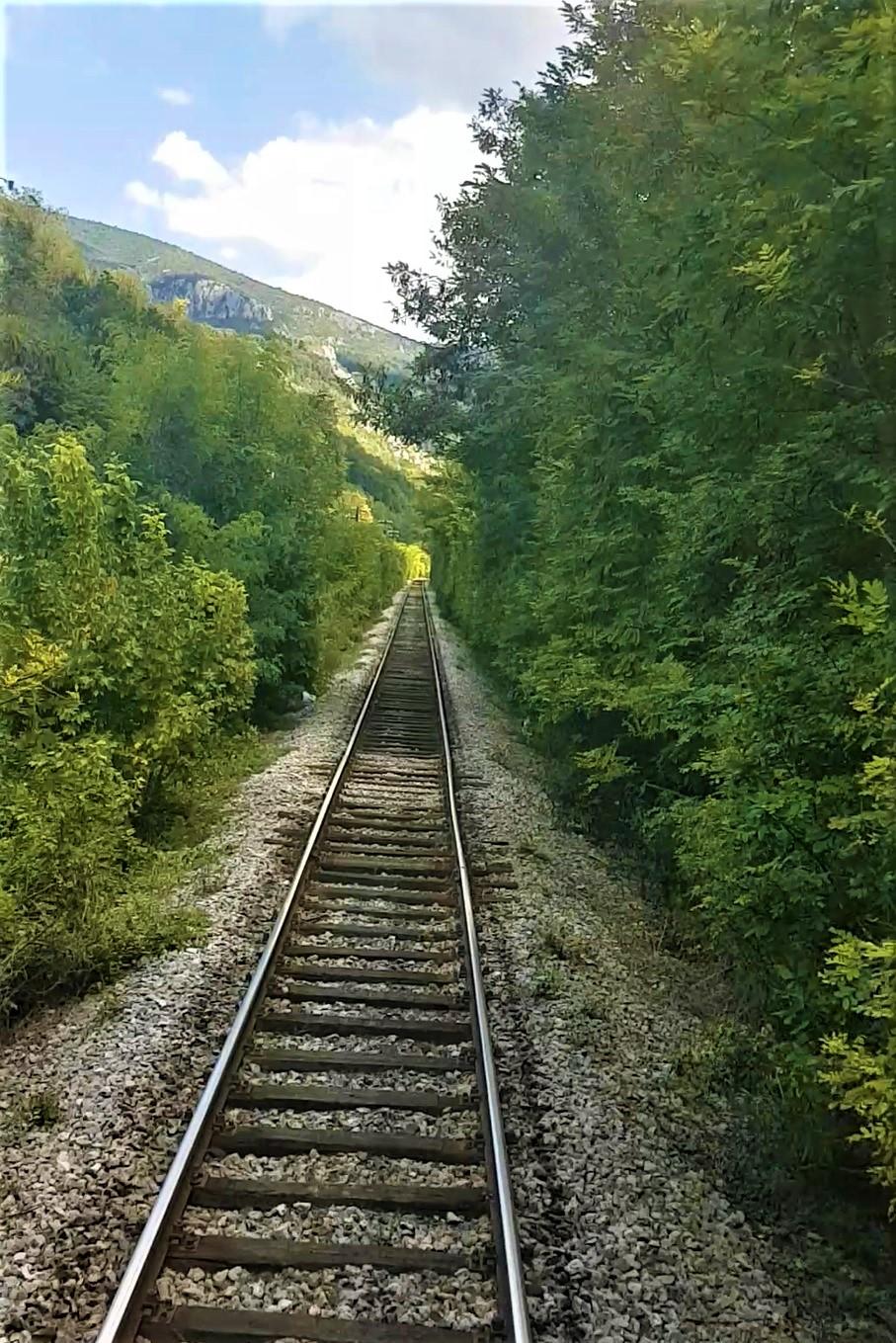 Atravesando los Balcanes en el tren de Sofia a Belgrado
